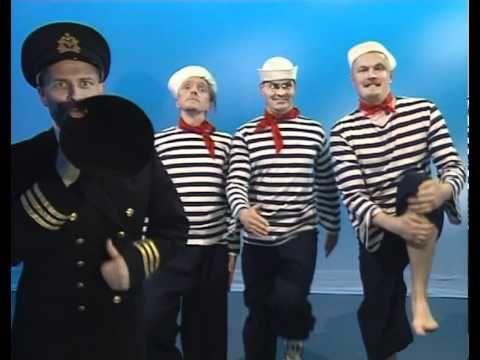 Fröbelin Palikat - Kapteeni käskee