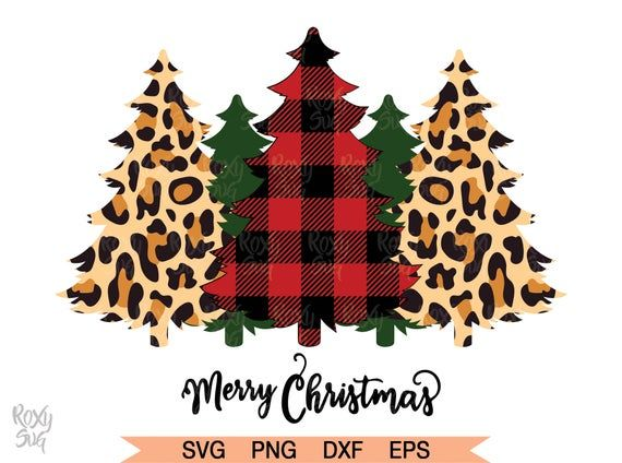 Christmas Tree Svg Buffalo Plaid Trees Svg Christmas Svg Etsy Christmas Svg Christmas Svg Files Tree Svg