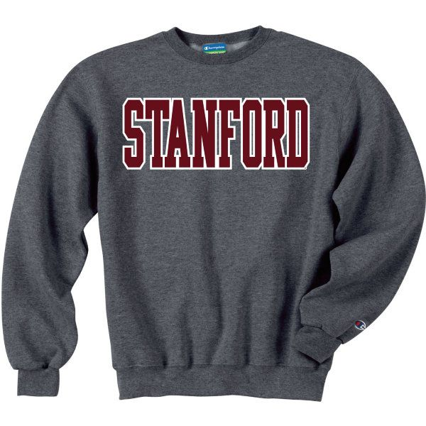 Product: Stanford University Crewneck Sweatshirt
