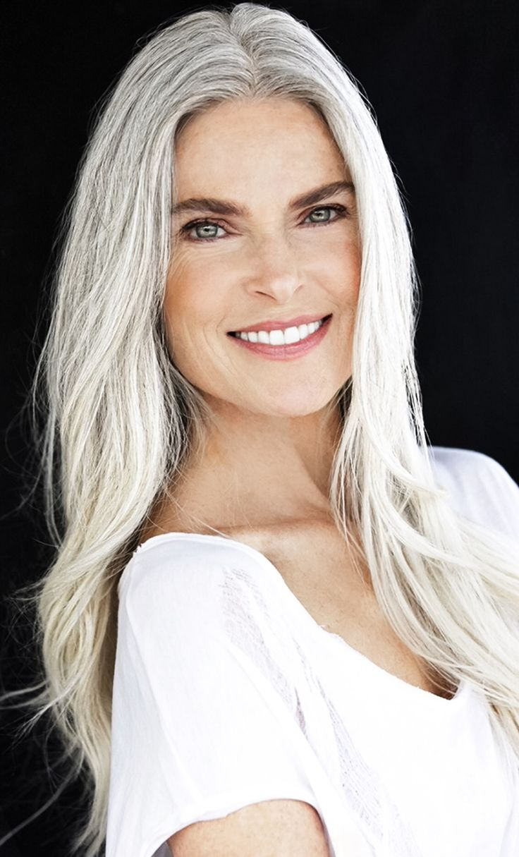 Best  Gray Hair Transition Ideas On Pinterest - Silver hair styles