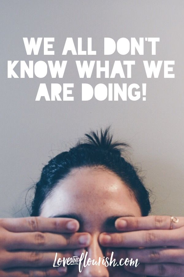 Blog post! Do we really know what we are doing in life? I share some things that I'm not sure about that might make you feel a little better about yourself hehe! Love and Flourish!