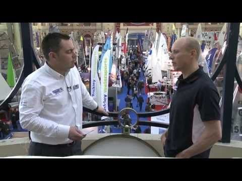 Laser Sailing Top Tips with Nick Thompson - British Sailing Team - at the RYA Dinghy Show - http://sailinghq.net/laser-sailing-top-tips-with-nick-thompson-british-sailing-team-at-the-rya-dinghy-show/