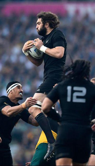 Les All Blacks champions du monde de rugby 2015