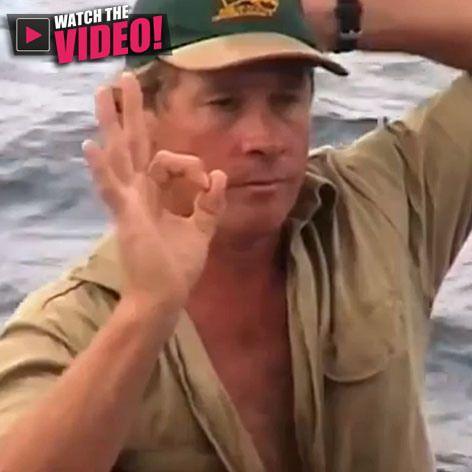 Crocodile Hunter's Final Moments: Never-Before-Seen Footage Of Steve Irwin's Last Hours Before Shocking Singray Death | Radar Online