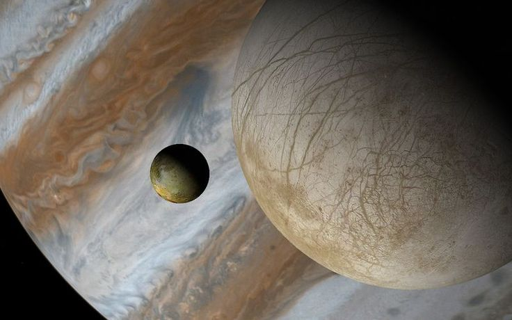 "#Astronomy: ""ATTEMPT NO LANDING THERE""—New #NASA Mission to Europa will Ignore Arthur C Clarke's Warning 