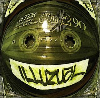 Illuzual - Cassette Tape