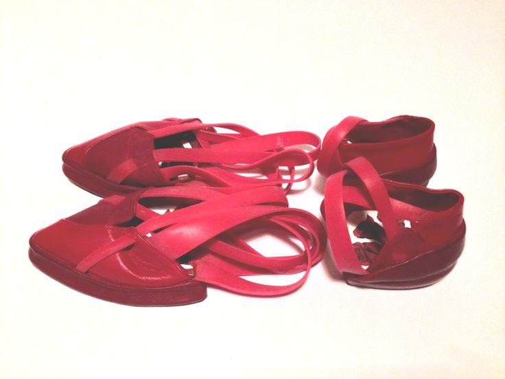 anatomy shoe - Jintae Eom