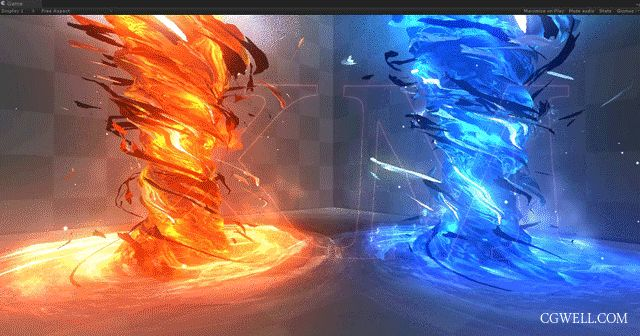 龙卷 - 游戏特效 - CGwell CG薇儿论坛,最专业的游戏特效师,动画师社区 - Powered by Discuz!