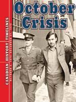October crisis by Blaine Wiseman 971 WIS During October 1970, a group of terrorists known as the Front de Liberation du Québec (FLQ), kidnapped two politicians in an effort to extort money and to gain the release of government prisoners. Prime Minister Pierre Elliot Trudeau imposed the War Measures Act to try to stop the group. In the end, one of the kidnap victims was killed and the other was rescued. The October Crisis helped shape Canada, Québec, and their relationship with each other.