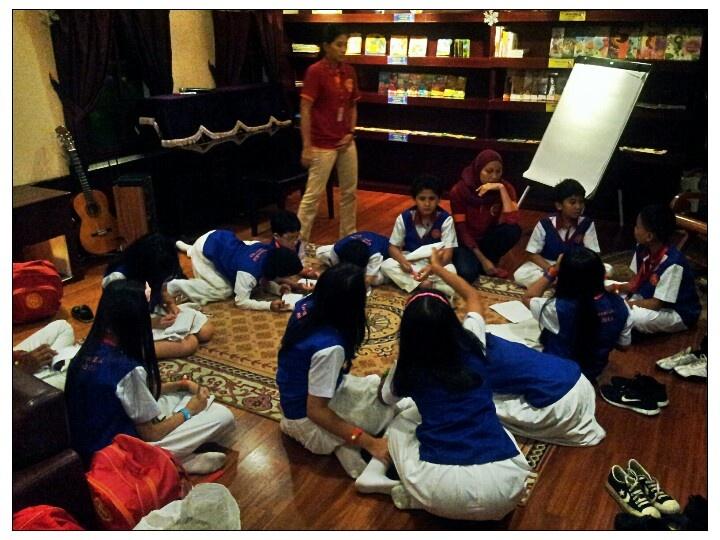 Sidang ke 2 #CongrezzKid d living room KidZania Jakarta