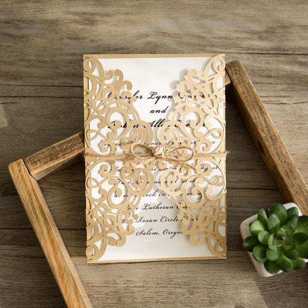 Best 25+ Homemade Wedding Invitations Ideas On Pinterest | Homemade Wedding  Envelopes, Homemade Wedding Stationery And Homemade Invitations
