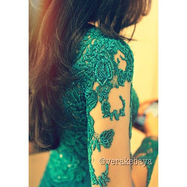 Details #kebaya #lace #verakebaya