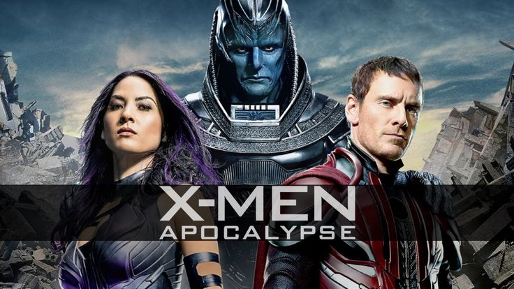 Master Thoughts: X-Men Apocalypse