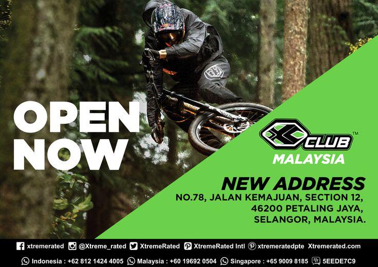 OPEN NOW! X-CLUB Malaysia | No. 78, Jalan Kemajuan, Section 12, 46200 Petaling Jaya, Selangor, Malaysia |   #xtremerated #xclub #xclubmy