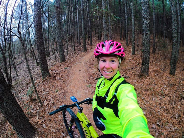 This section of trail at Enterprise South Nature Park is my favorite. The forest is dense with pine trees and their needles cover the ground. It smelled amazing too! . . . #chattanooga #forbetterorbikes #enterprisenaturepark #rockgarden #enterprisepark #mtblife #gopro #womenwhoshred #mountainbike #bicyclelife #winterriding #bicycleday #bicyclelife #bicyclelove #bicycletour #bicycleride #bicyclelover #outsideisfree #outsidefun #outsideculture #outsidetime #outsidelife #outdoorfun #outdoorsy…