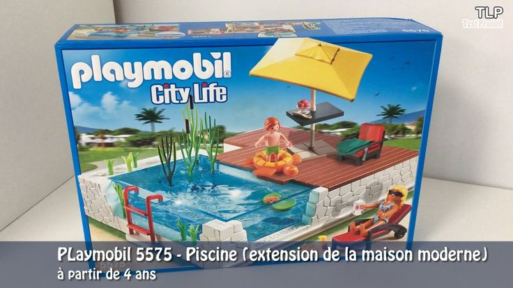 1000 ideas about piscine playmobil on pinterest for Piscine playmobil