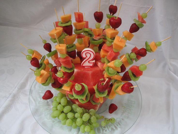 Educatief Kleuterfeestje Thuis Organiseren En Geef Je Het Thema Voeding Gezond Eten Birthday Party IdeasBirthday