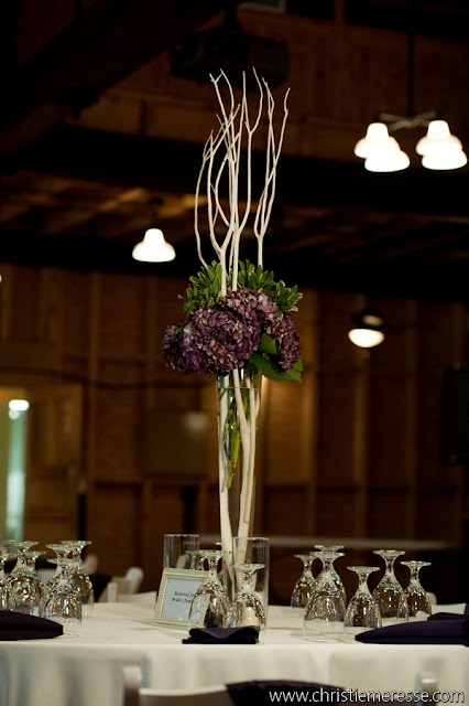 Centerpiece Inspiration Imagine Shorter Bushier Branches