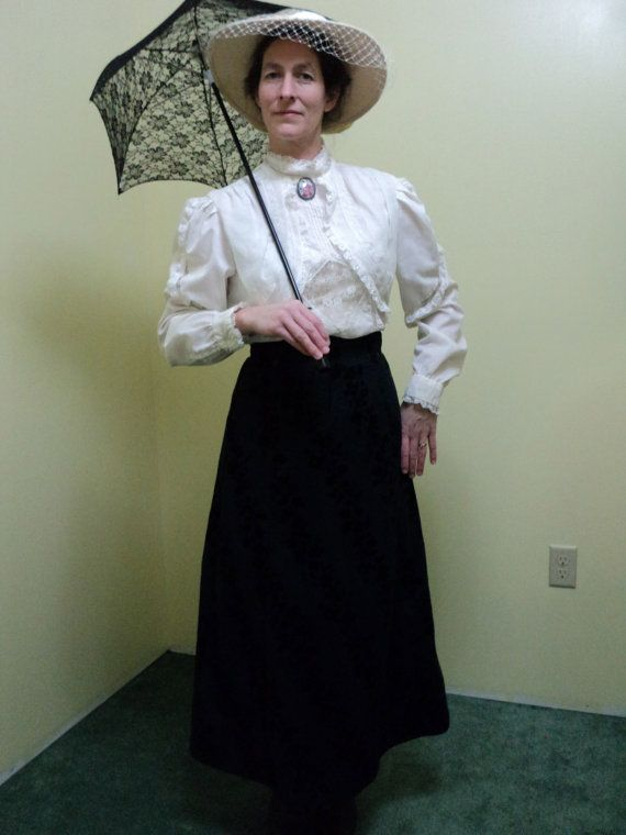 Old Fashioned Church Clothes