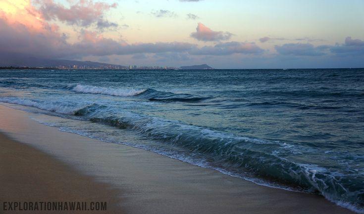 Ewa Beach, Oahu, Hawaii.