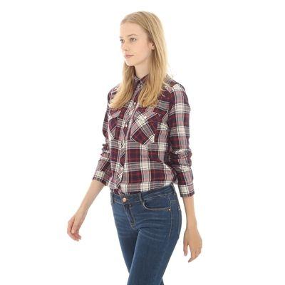 Chemise à carreaux sélectionnée par Yasmin de Inlovewith #MadeinBlogueuse
