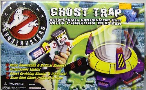 Extreme Ghostbusters Ghost Trap