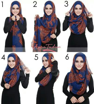 Long shawl Tutorial