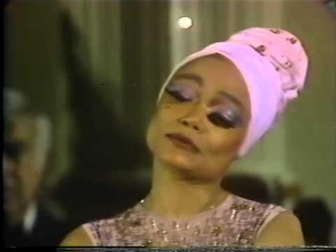 Eartha Kitt, Julius La Rosa, 1978 MD Telethon, I Can't Give You Anything...