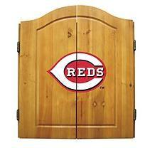 MLB Team Logo Dart Cabinet