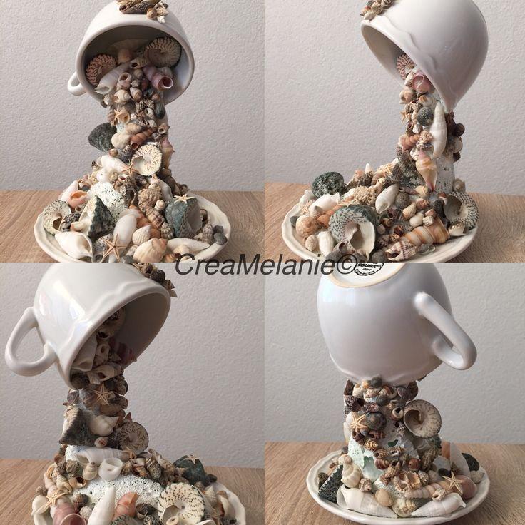 Flying cup made by creamelanie  Www.creamelanie.blogspot.com or creamelanie on instagram