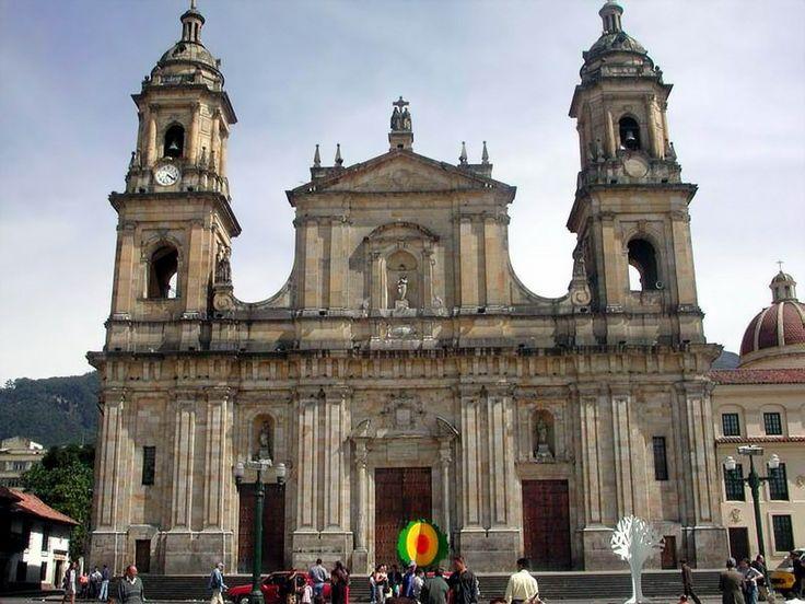 Catedral Primada de Bogotá.