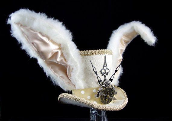 white rabbit steampunk costume - Google Search