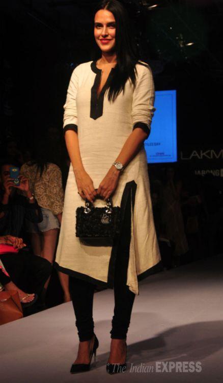 PHOTOS: LFW Day 4: Yuvraj Singh, Shruti, Nargis, Vaani shine on ramp   The Indian Express