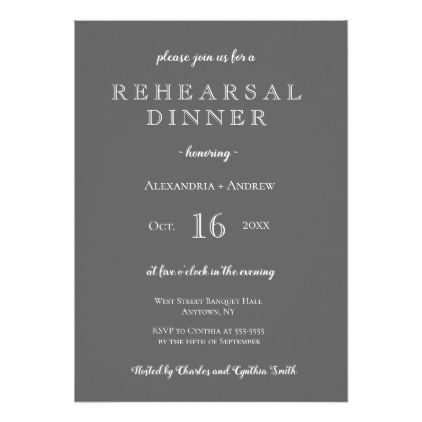 Best 25+ Rehearsal dinner invitations ideas on Pinterest - formal dinner invitation sample