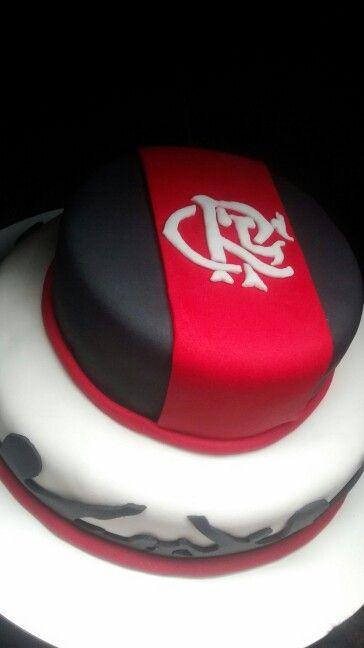 Bolo do Flamengo!!!!!