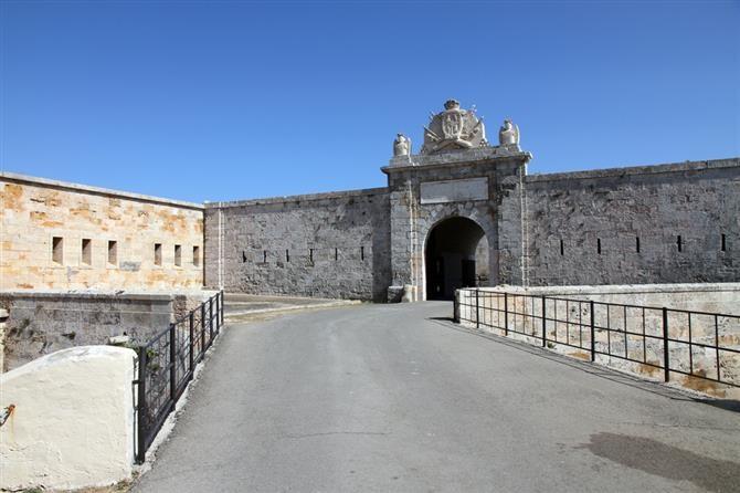 Forteresse de La Mola, Mahon, Minorque