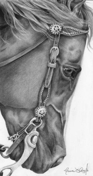 Maria D'Angelo Fine Art в Карандаш - Серебряные Звезды