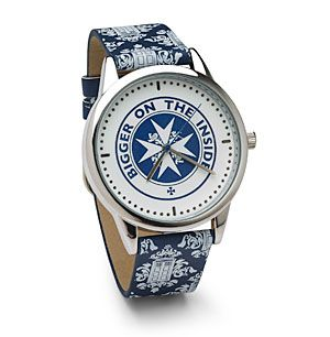 Doctor Who Ladies' Watch - Bigger On The Inside | ThinkGeek