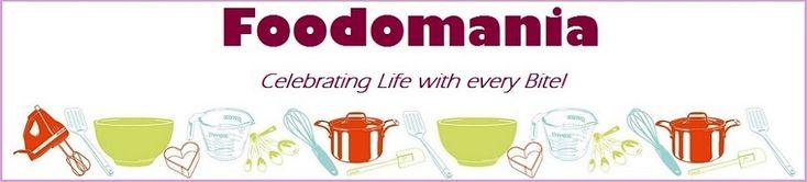 Foodomania header image