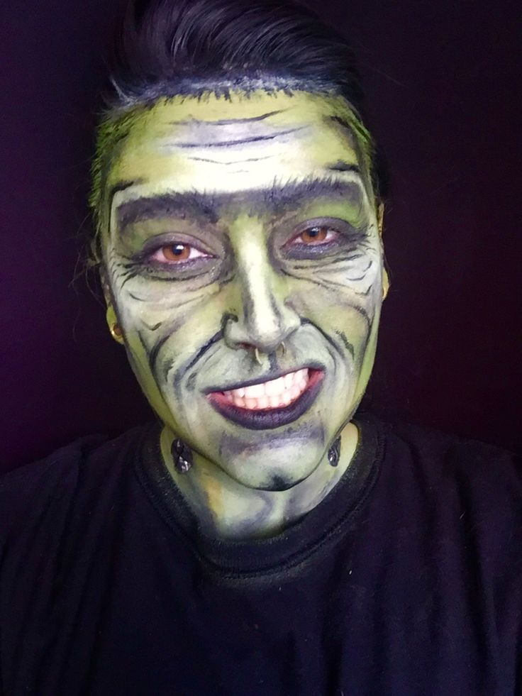 the 25 best frankenstein face paint ideas on pinterest gesicht schminken monster hulk face. Black Bedroom Furniture Sets. Home Design Ideas