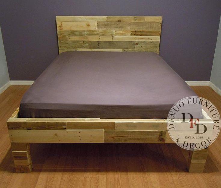 Windsor Queen Bed Frame In Cream Fabric Upholstered Platform Bed