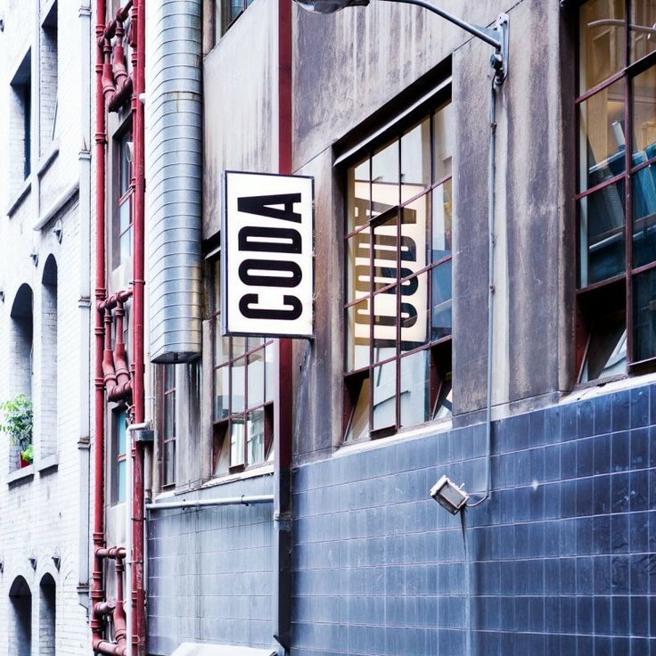 Coda, Melbourne CBD