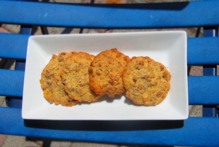 Rezepte für Cookies mit Ovomaltinemüesli
