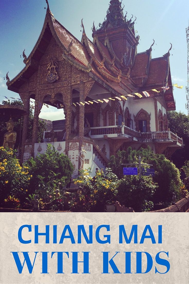 If you are heading to Thailand then Chiang Mai is an absolute must do, particularly if you are travelling with kids. Away from the traffic, noise and pollution of Bangkok you can explore the sights of Thailand's second city on foot, or by tuk tuk with ease.