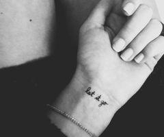 25 best ideas about let it go tattoo on pinterest letting go tattoo picture tattoos and let. Black Bedroom Furniture Sets. Home Design Ideas