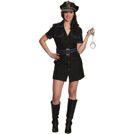 Déguisement policière femme