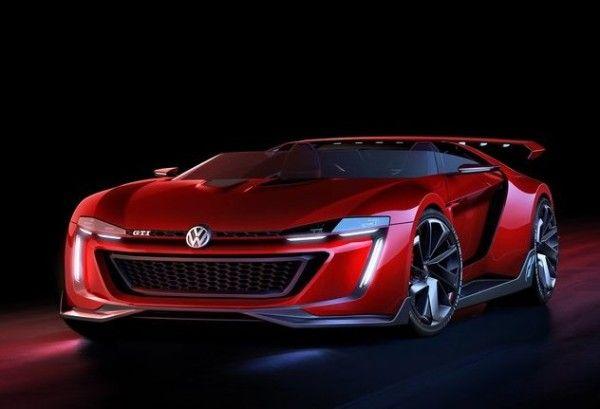 2014 Volkswagen GTI Roadster Front Exterior View 600x409 2014 Volkswagen GTI Roadster Full Review and Features Details