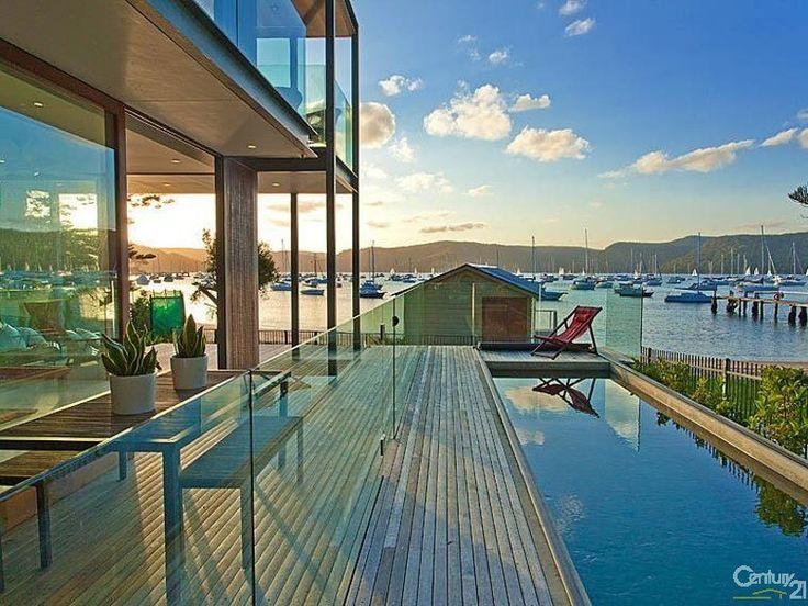 Luxury Waterfront Masterpiece