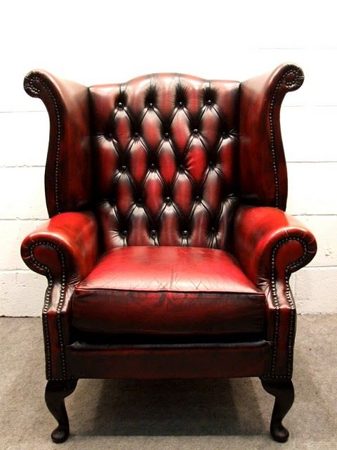 Most Comfortable Leather Chair Part - 22: This Is Going To Be My Reading Chair When I Grow Up, And Its Going