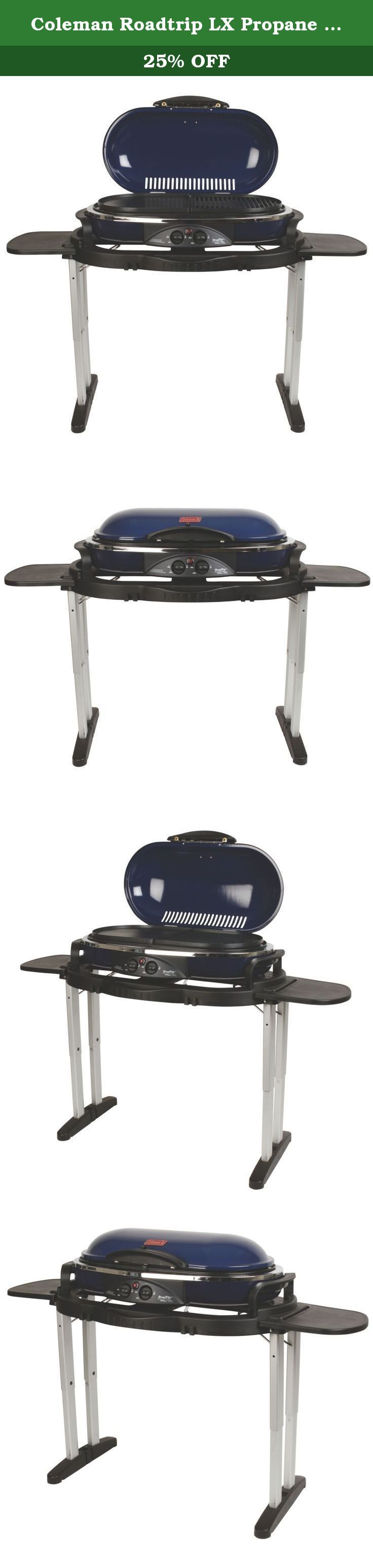 1000 ideas about table top grill on pinterest bbq table - Coleman small spaces bbq decoration ...